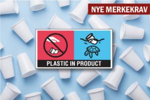 Merkekrav plastprodukter